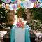 Decoraciones de papel para tu boda - Foto Meg Smith
