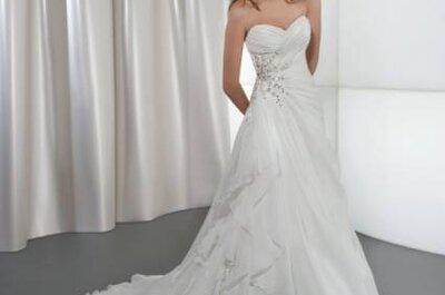Vestidos de noiva Demetrios 2013: inspire-se!