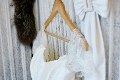 Toutes les erreurs à éviter quand on choisit sa robe de mariée !