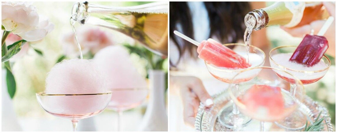 Original cocktail ideas for your wedding from Label'Emotion