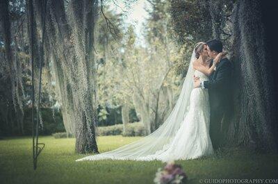 ¡5 momentos que deberían quedar registrados en tu video o fotografía de boda!