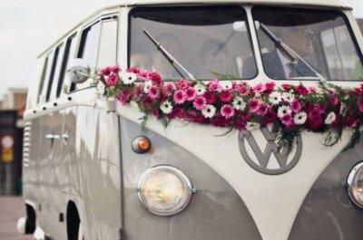 Checklist: toporganisatie van je trouwvervoer