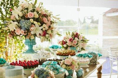 8 decoradores de casamento em Curitiba para uma festa dos sonhos