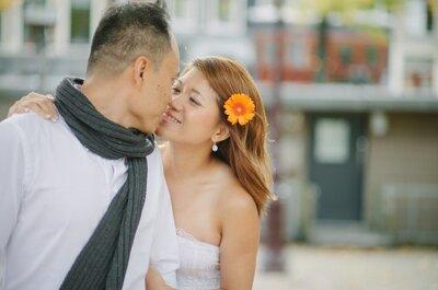 Beauty tips voor Aziatische bruidjes