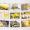 Postales y fotografías como recuero original de boda para tus invitados