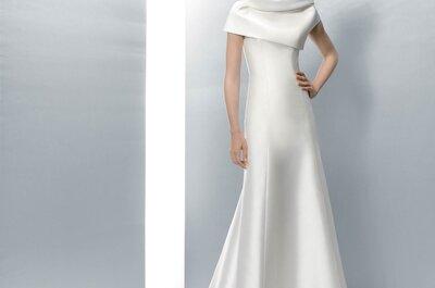 5 consejos para elegir un vestido de novia para invierno