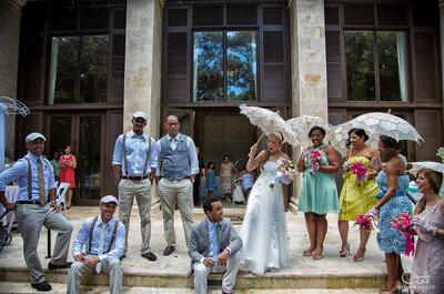 Inspírate en la fotografía artística para tu boda