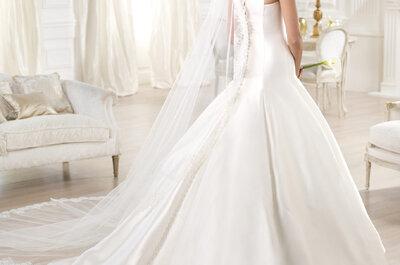 Los vestidos de novia más bonitos son de Pronovias: Conoce la colección 2015