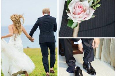Das Hochzeits-ABC für den Bräutigam