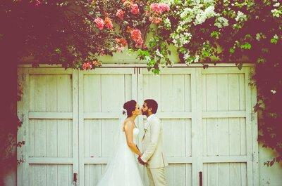 Que toda mi vida esté llena de ti: La boda de Fer y Ángel