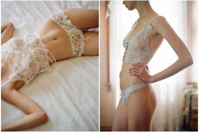 Brautdessous: Das trägt 2015 die Braut drunter