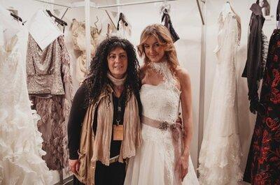 Entrevista a Inmaculada García, vestidos de novia inspirados en la Sabana