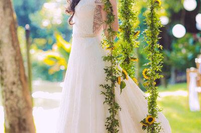 Mini guia para casamentos em meio à natureza: 5 dicas que fazem a diferença!