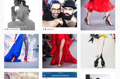 Las 20 cuentas de Instagram que DEBES seguir para inspirarte antes de tu boda