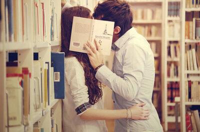 Lista prezentów ślubnych dla moli książkowych