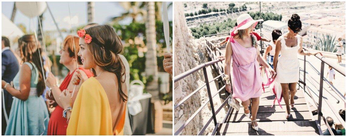 15 cosas que todas las invitadas olvidan cuando van a una boda