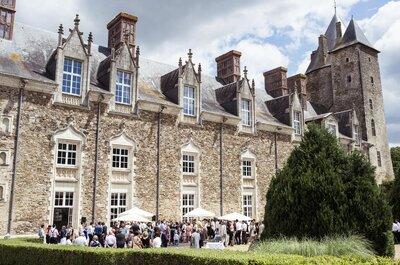 Mini-guide pour votre mariage à Nantes : les adresses incontournables !
