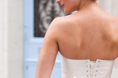 Les corsets d'Aëlle 2013 : une collection douce et romantique