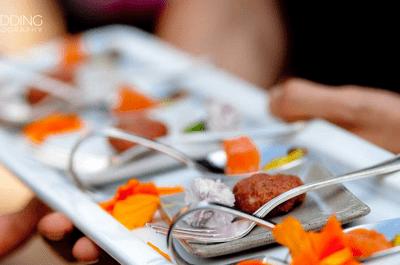 Partyservice Hochzeit - Finger Food – Trendige Hochzeitsmenüs