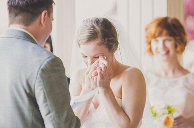 Los 10 momentos más emotivos de una boda