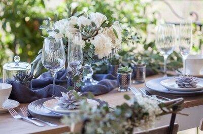 Menú temático en el matrimonio. ¡Siete ideas para sorprender a los invitados!