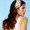 Peinado de novia con pelo largo. Foto Oggisposa.it