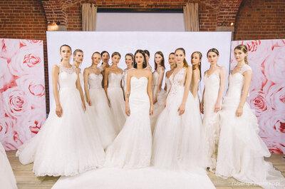 Olśniewająca kolekcja sukien ślubnych Annais Roses 2017!