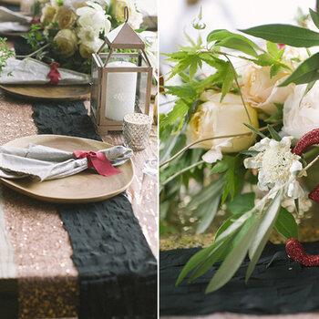 Los colores del boho chic y una historia de amor: Una Real Wedding para recordar