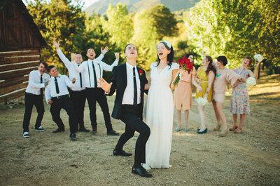 ¿Casarte joven? Te damos 6 razones que te convencerán de hacerlo