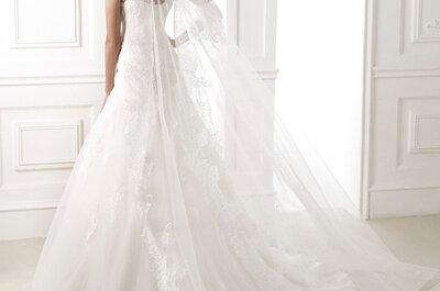 Accessori da sposa Pronovias 2015: ecco come completare il tuo sogno
