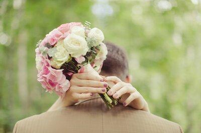 Buquê de noiva DIY: faça você mesma!
