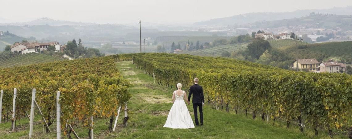 Vi presentiamo il Wine Wedding: i consigli dell'esperta per sposarsi nelle cantine più belle d'Italia