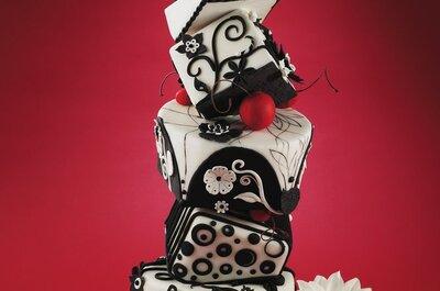 Os bolos de casamento mais EXTRAORDINÁRIOS: dicas da MELHOR cake designer do MUNDO!