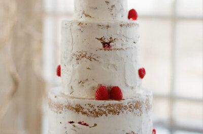 Originalidade: os bolo de casamento que virão