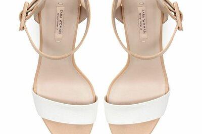 Chaussures de mariée low cost