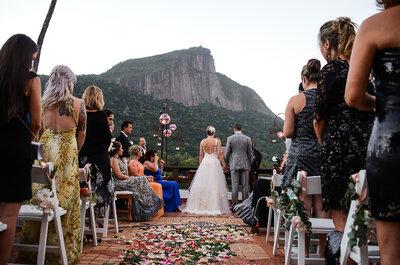 Destination wedding + home wedding: o casamento no local dos sonhos mas como se fosse na sua casa