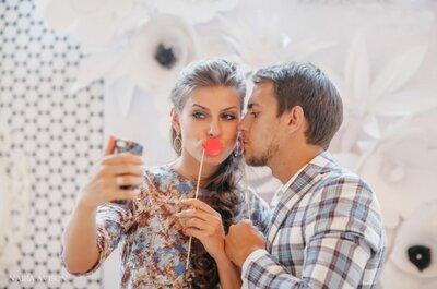 ТОП6 фотобудки на свадьбу в аренду в Москве