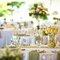 Colores neutros para la decoración en bodas del 2013