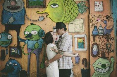 Ensaio fotográfico para o dia dos namorados: amor em estado puro!