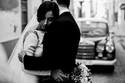 Toques rústicos y tropicales: La boda de Cristina y Miguel