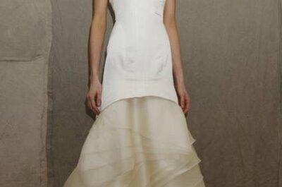 Vestidos de noiva Lela Rose coleção Primavera 2013