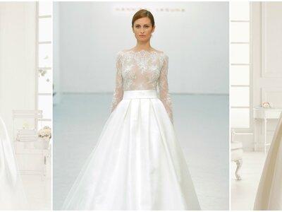 Les 50 plus jolies robes de mariée coupe princesse pour 2016