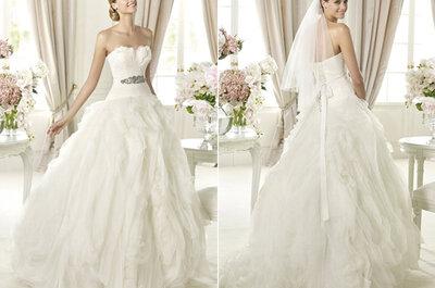 10 vestidos de noiva tomara que caia - seleção para noivas top