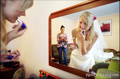 Makijaż ślubny dla Pani LATO