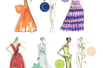 The Pantone Fashion Color Report Spring 2013