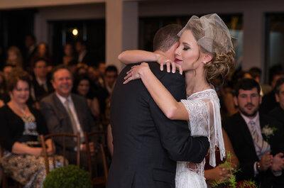 Casamento rústico chic de Jamile & João Pedro: Brasil e Portugal num só espaço