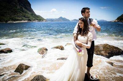 Como conseguir fotos mais bonitas em casamentos ao ar livre? 10 conselhos práticos!