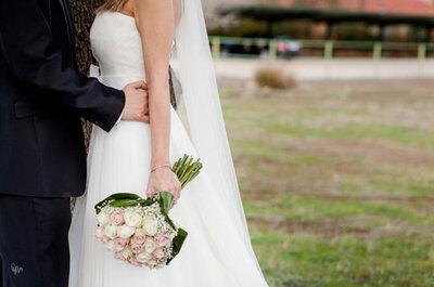 Tendencias en ramos de novia para el 2014