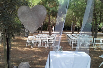 A historic and versatile venue perfect for your 2016 destination wedding in Spain: El Mas Groc