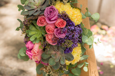 ¡Di sí a decorar con flores tu boda! Descubre cómo puedes hacerlo con L'art Floral Vie